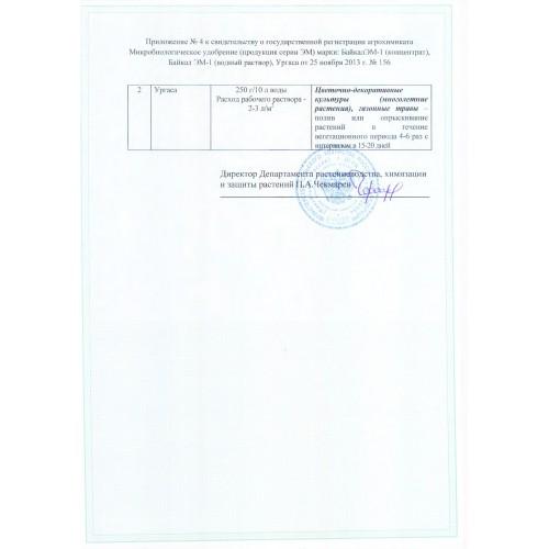 Изображение сертификат ЭМ- Центр фото 5